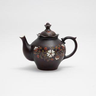 """Kettle ceramic """"Piven"""""""