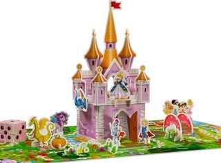3D puzzle: Gift Fairies