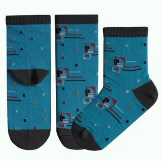 """Children's socks """"Quadro"""""""