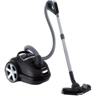 Vacuum cleaner PHILIPS FC9176/02, with dust bag, 2200w, suction power of 500 W, black