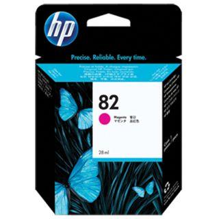 Designjet 510/500/500 Plus / 500PS Inkjet Cartridge for HP (CH567A), # 82, Magenta, 28 ml