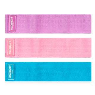 Set fabric fitness tapes Rakamakafit
