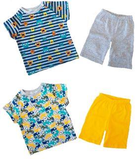 "Set cooler T-shirt + shorts ""MIX"""