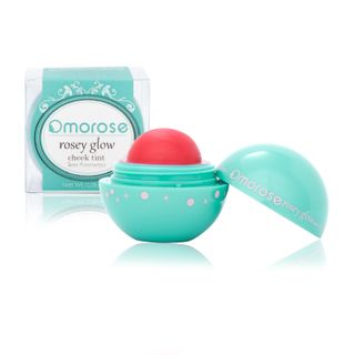 3 in 1 tool for lips, cheeks and eyelids OMOROSE ROSEY GLOW-RADIANT