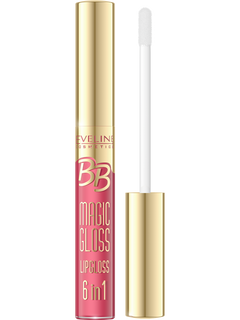 Lip gloss No. 227 the bb magic gloss, Eveline, 9 ml