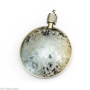 Flask pocket of zirconium, exclusive souvenirs