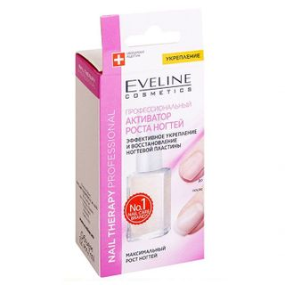 Professional growth activator nail series, nail therapy professional, Eveline, 12 ml