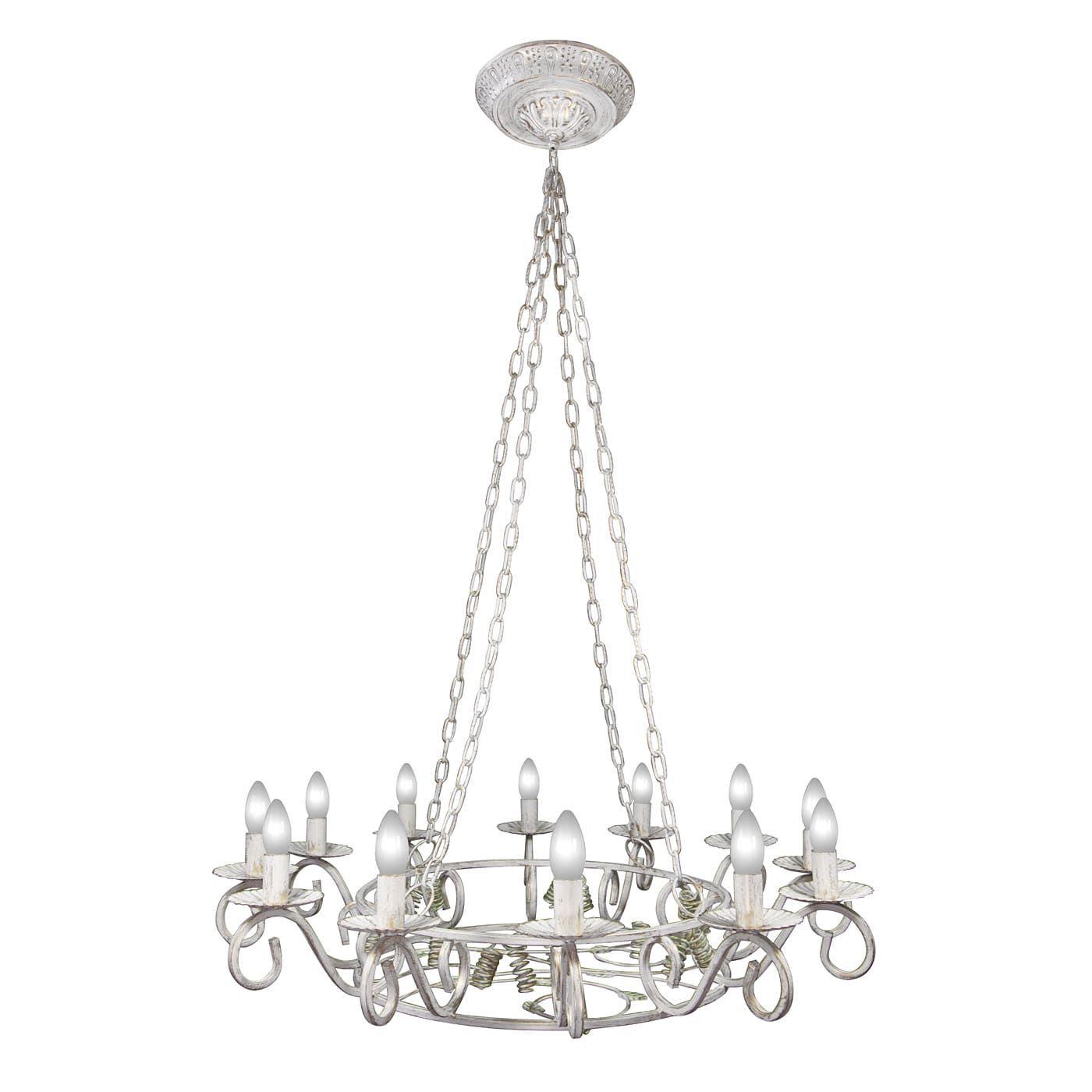 PETRASVET / Pendant chandelier S3020-12, 12xE14 max. 60W