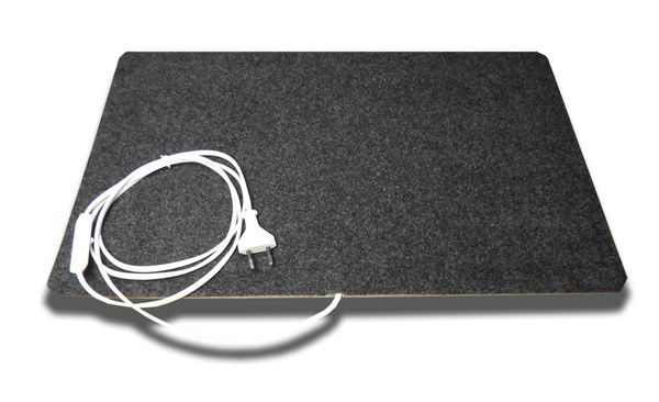 Rug with infrared heating 'HotWalker' 28x56cm (220V, 17W, with a switch)