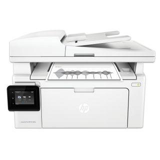 Laser MFP HP LaserJet Pro M132fw (printer, copier, scanner, fax), A4, 22 ppm, 10,000 ppm, ADF, Wi-Fi, network card
