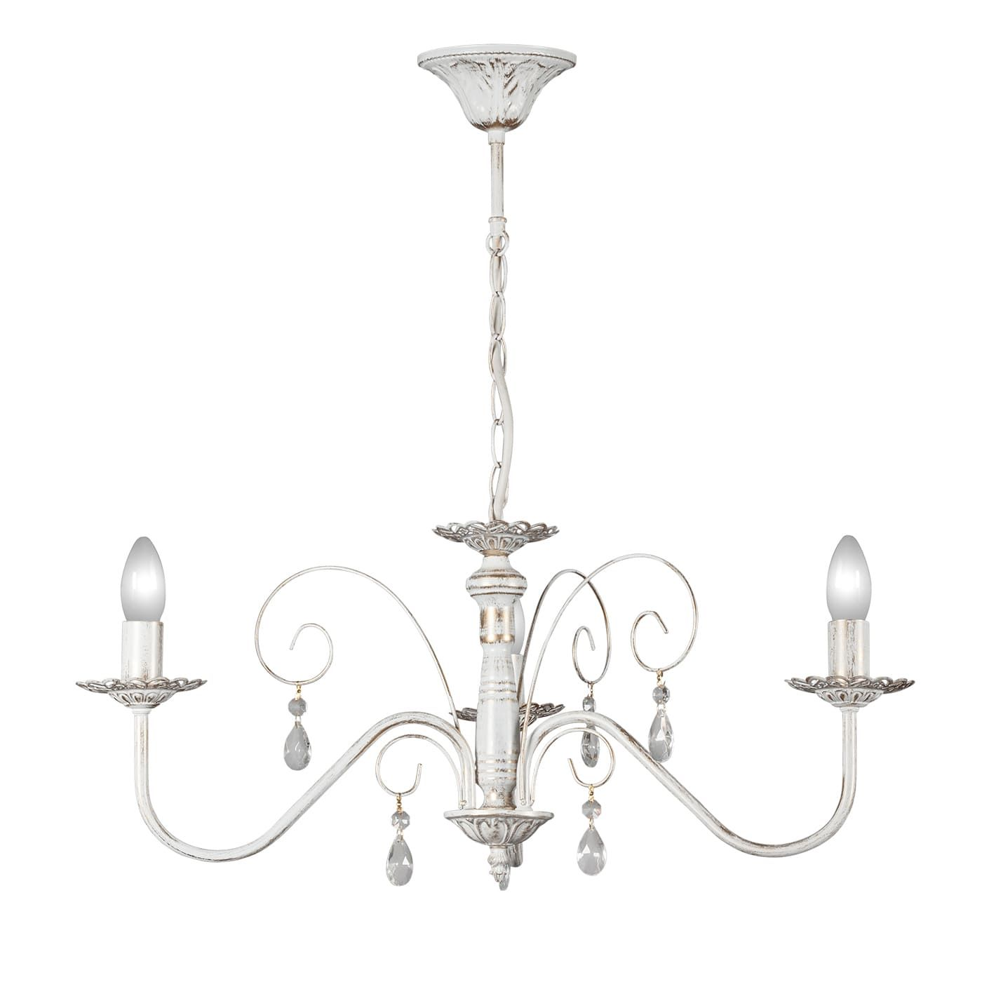 PETRASVET / Pendant chandelier S1018-3, 3xE14 max. 60W