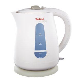 Kettle TEFAL KO29913E, 1.5 litres, 2200 w, closed heating element, plastic, white