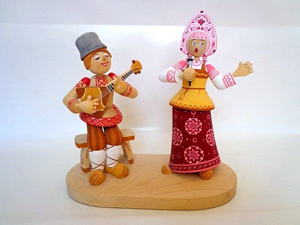 """Tver souvenirs / Composition """"Competitors"""""""