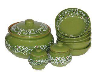 Set for dumplings green 1 grade