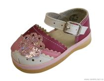 Children's sandals for the girl 0-71