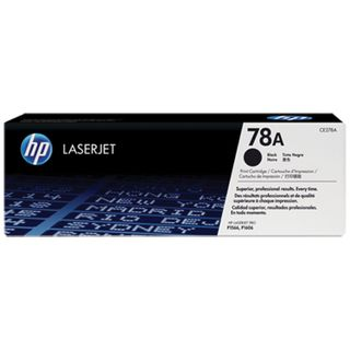 Toner cartridge HP (CE278A) LaserJet P1566 / 1606DN and others, No. 78A, original, yield 2100 pages.