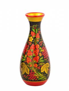 Vase for dried flowers 230х100 mm