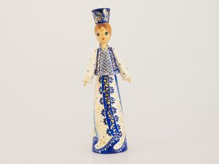 Doll Russian average high - Souvenir