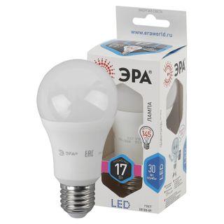 ERA / LED lamp 17 (145) W, E27 base, pear, neutral. white, 25000h, smdA60-17w-840-E27