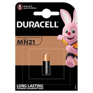 DURACELL / Battery MN21, Alkaline, 1 pc., Blister, 12 V