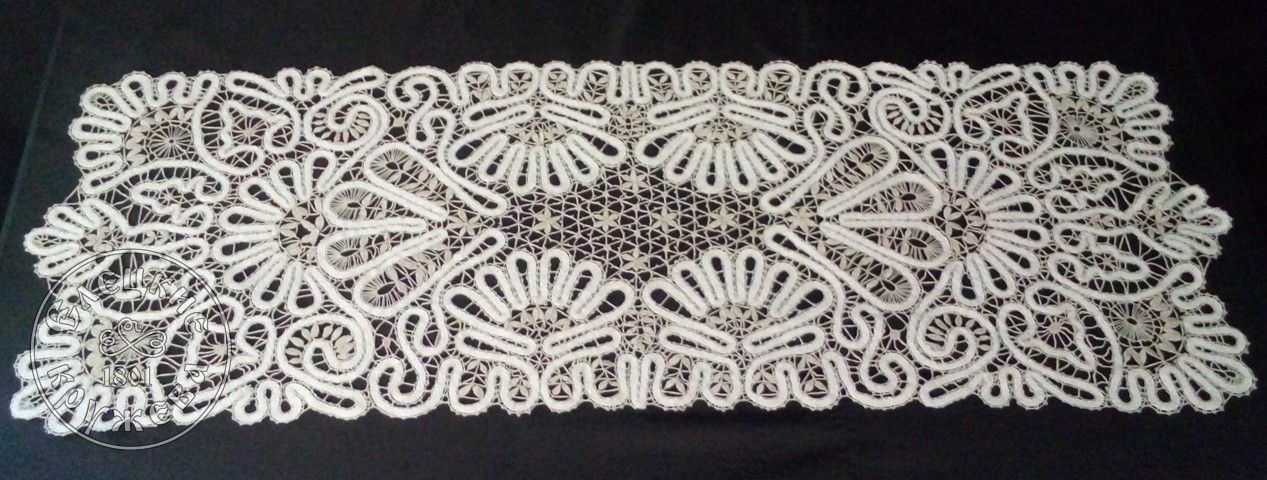 Elets lace / Lacy table track С701