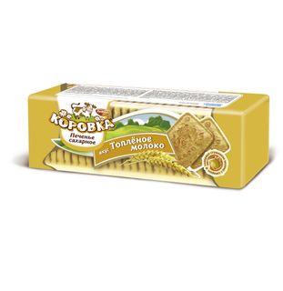 """Creamy biscuit """"Korovka"""" (toplenoe milk)"""