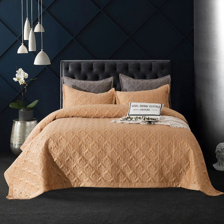 Citrade / Decorative bedspread and two pillowcases 50-70 DPN001