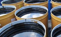 The packaged bitumen of BND 50/70, 70/100, 60/90, 60/70, 90/130, 100/130 in metal drums of 200 kg