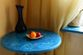 Tabletops for tables and consoles made of  Arbet™ marble