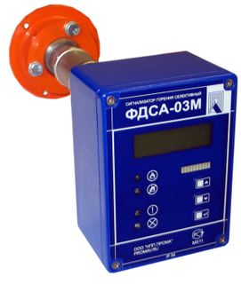 The device of selective flame control FDSA-03M