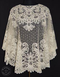 Pelerine women's lace С1681