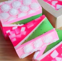 Solid Shower Gel Fruit Temptation Milotto