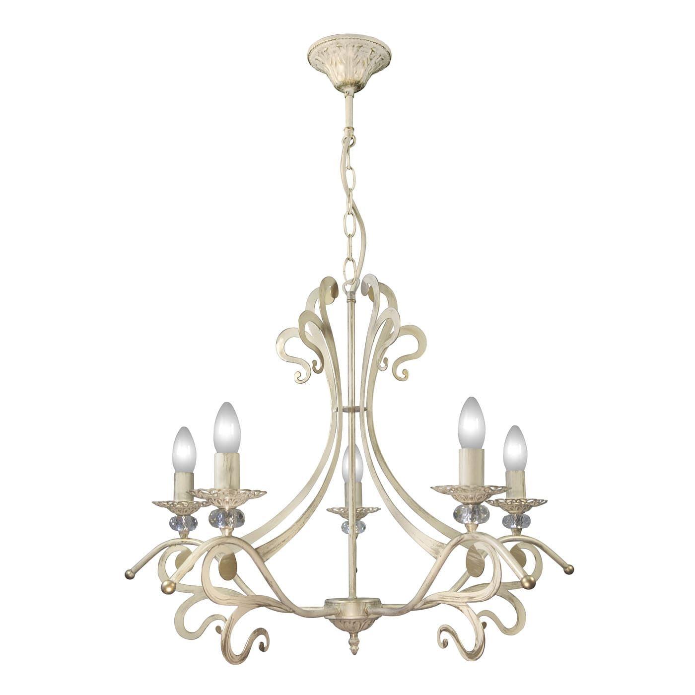 PETRASVET / Pendant chandelier S3124-8, 8xE14 max. 60W