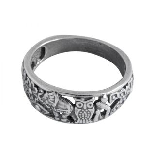 """Ring 70137 """"All charms"""""""