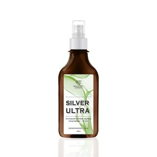 "Colloidal silver solution ""ULTRA SILVER"" 250 ml, the Silver Institute"