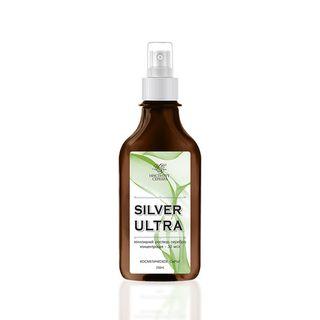 "Colloidal silver solution ""ULTRA SILVER"" 250 ml, the Silver Institute"