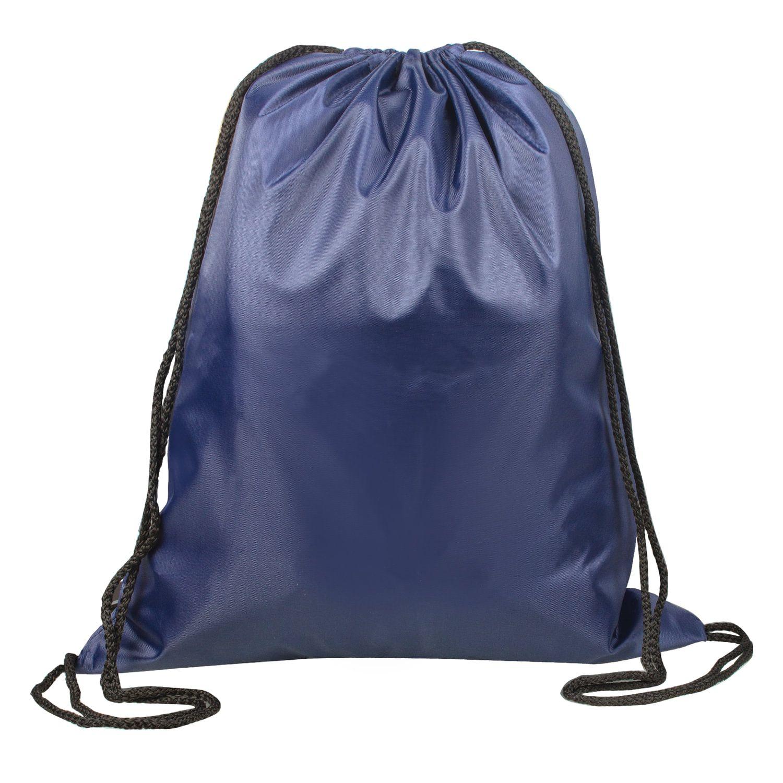 Shoe bag TOP-SPIN for elementary school students, blue, 43х35 cm