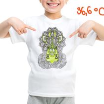 Children's t-shirt with special effects GIRAFFE