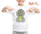 Children's t-shirt with special effects GIRAFFE - view 1