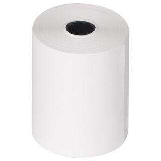 Receipt tape thermal PAPER 57 mm (diameter 46 mm, length 30 m, 12 mm bushing) KIT 16 PCs, BRAUBERG