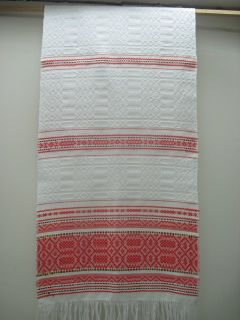 "Towel ""Winter Sun"", 126х42"