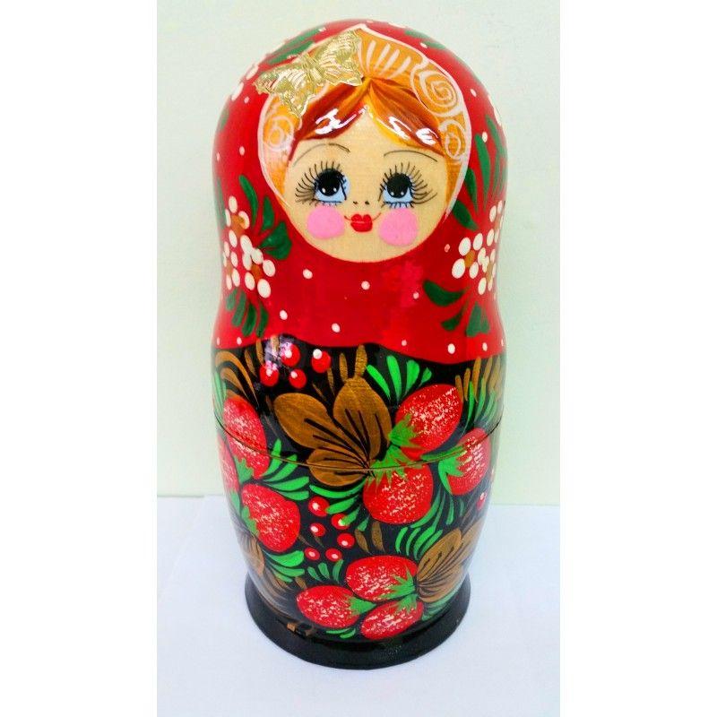 "Souvenir ""Matreshka"" 5 dolls"