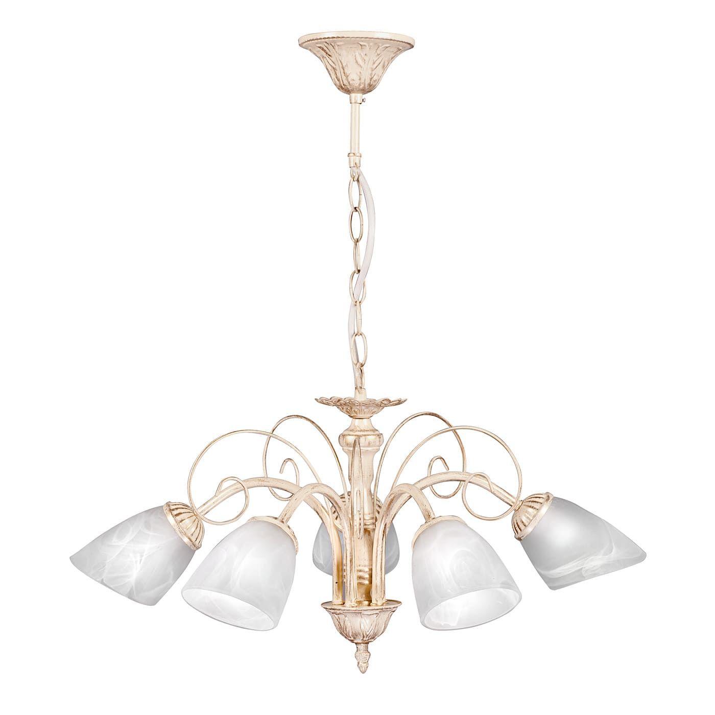 PETRASVET / Suspended chandelier S2201-5, 5xE14 max. 60W