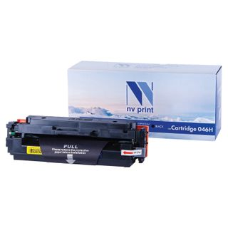 Laser cartridge NV PRINT (NV-046HB) for CANON LBP653Cdw / 654Cx / MF732Cdw, black, yield 6300 pages