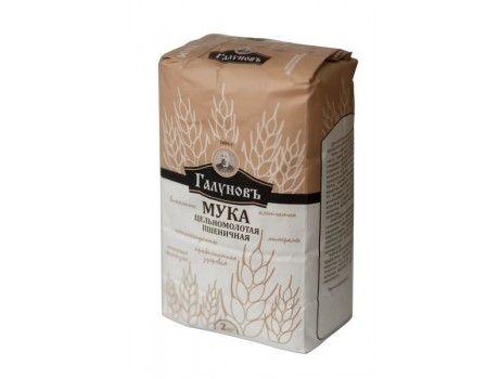 Whole wheat flour 'Galunov', 2 kg