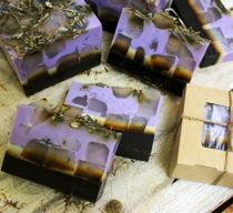 Handmade soap bar with Matcha Tea 115 g milotto004435