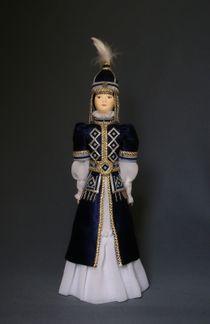 Doll gift. Women's costume. Yakutia.