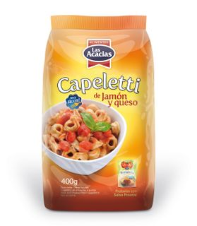 Capeletti of durum wheat
