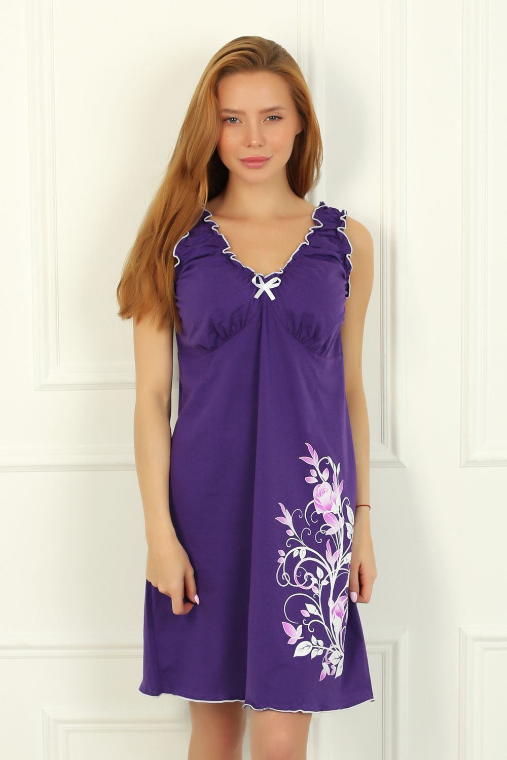 Lika Dress / Nightdress Georgette S Art. 5160