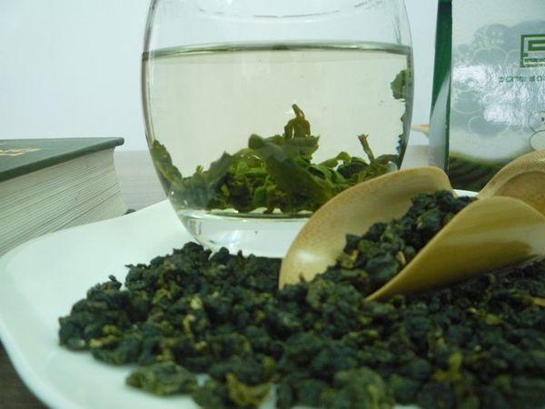 Oriental green tea